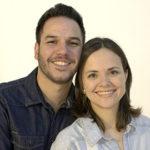 Marcos e Mariana Madaleno
